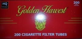Golden Harvest Full Flavor 100mm tubes