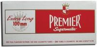 Premier Full Flavor 100mm tubes